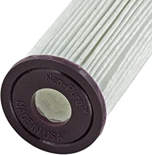 """product image for Neo-Pure PH-27195-1A 19-1/2"""" High Efficiency Pleated Filter 1 micron ABS - Single"""