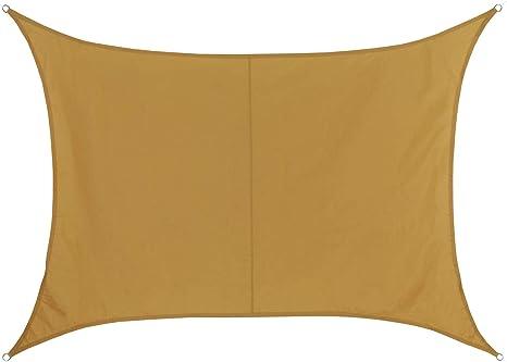 BB Sport Tenda Velo Sole 3m x 3m x 3m Terracotta Triangolare Vela Sole Ombreggiante 100/% PES Protezione Solare UV 30 Parasole Giardino Esterni