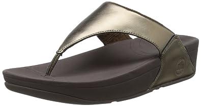 606e1a2012a71 Fitflop Women s Lulu Thong Sandals  Amazon.co.uk  Shoes   Bags