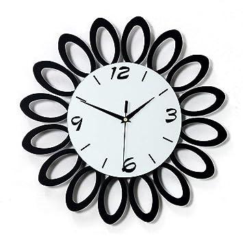 Lili Nido de Pájaro Reloj réplica Reloj de Pared Reloj de Pared de decoración para Salón Dormitorios Oficina: Amazon.es: Hogar