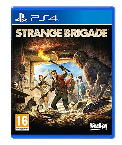 Price comparison product image Strange Brigade (PS4)