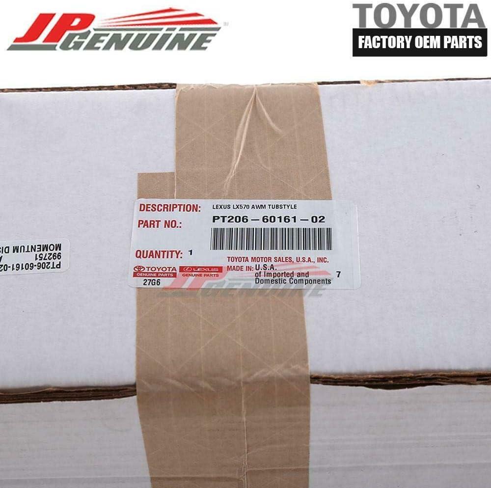 TOYOTA Genuine Lexus 17-19 LX570 OEM All Weather Floor Liner MAT 5PC Set PT206-60161-02