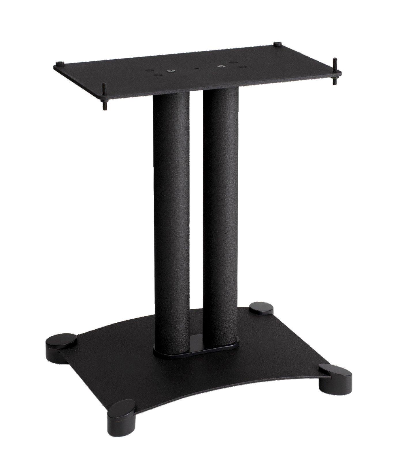 Sanus SFC18-B1 Steel Series 18'' Speaker Stand for Center Channel Speakers Black by Sanus