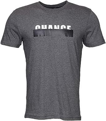 hummel T-Shirts for Men, Color Grey - Size XL