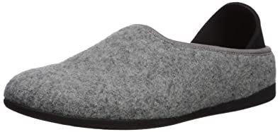 8a9a83ea905 Mahabis Classic 2 Slipper Light Grey Black 4-4.5 US Women M US
