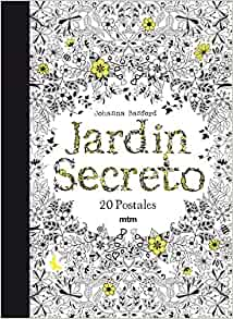 Jardín Secreto Spanish Edition Basford Johanna 9788415278818 Books