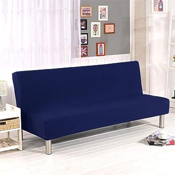 Amazon.com: Mingfuxin - Funda elástica para sofá o cama, sin ...