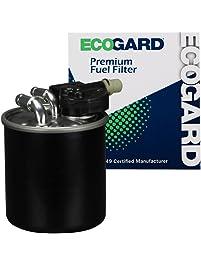 ecogard xf10623 engine fuel filter - premium replacement fits mercedes-benz  sprinter 2500, sprinter