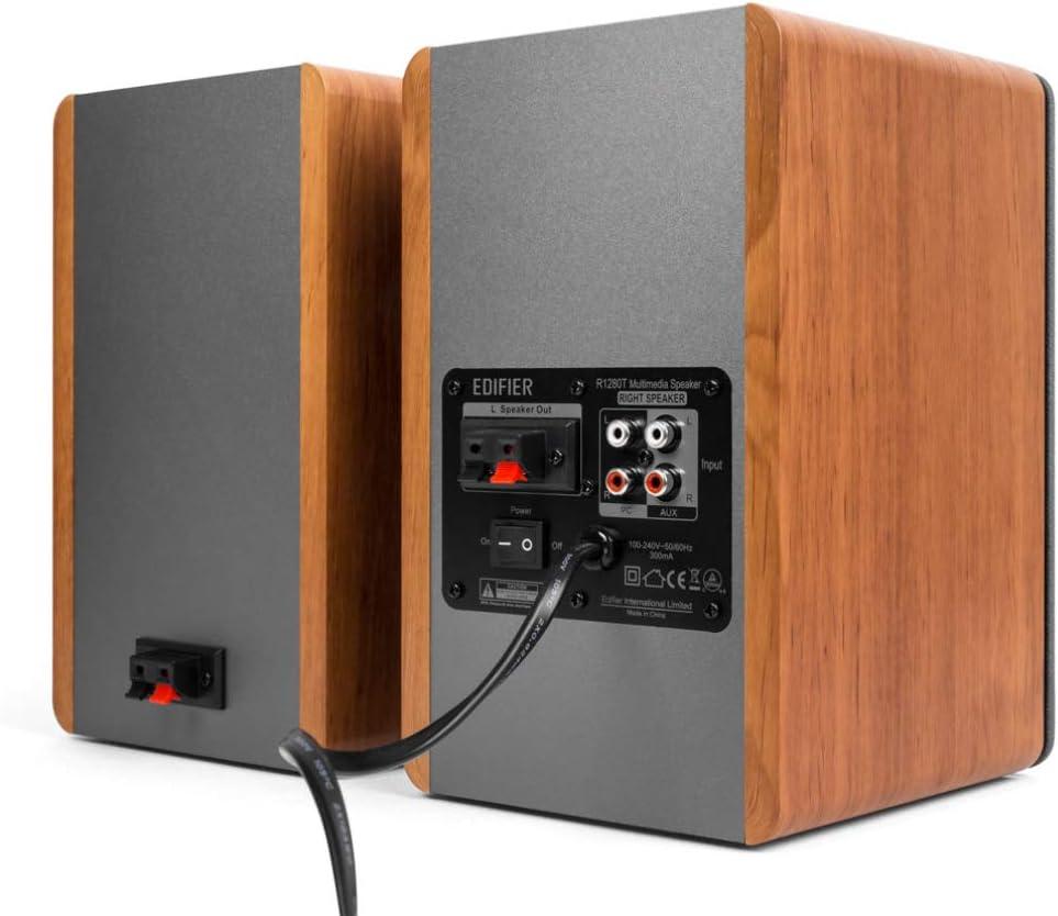 Amazon.com: Altavoces de estante eléctricos Edifier ...