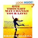 SELF-HELP3:ONE THOUGHT MAY CHANGE YOUR LIFE! Self help: Self help & self help books, motivational self help books, self esteem books, motivational self help