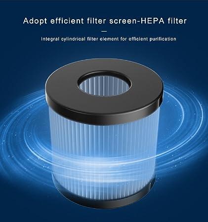 Leadyoung True HEPA Reemplazo de Filtro para el purificador de Aire Control de Gestos (Filtro de Repuesto): Amazon.es: Hogar