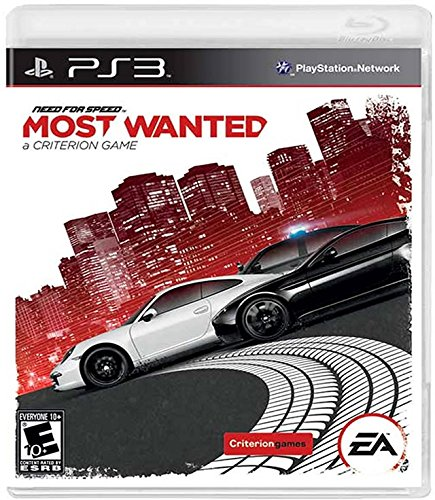 Need for Speed Most Wanted - Playstation 3 by Electronic Arts