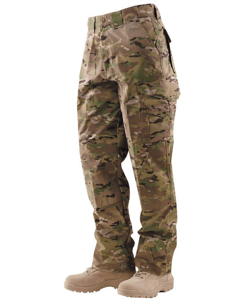 TRU-SPEC Men's 24/7 Tactical Pants, MultiCam, 34 X 32