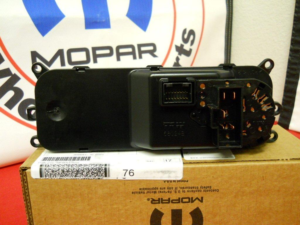 Dodge Ram 1500 2500 3500 A/C AC heater heat control head unit switch