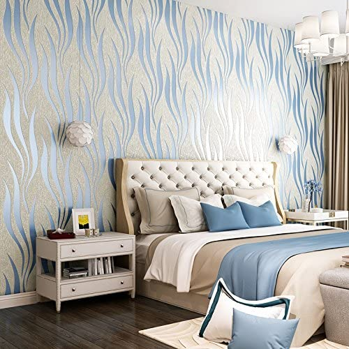 Reyqing Raya Curva Moderno Wallpaper Descarga 3d Suede Wallpaper