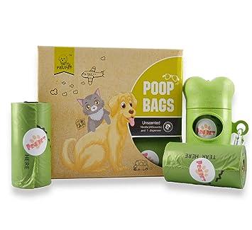 Amazon.com: PEUPET - Bolsa para caca de perro de 240 ...