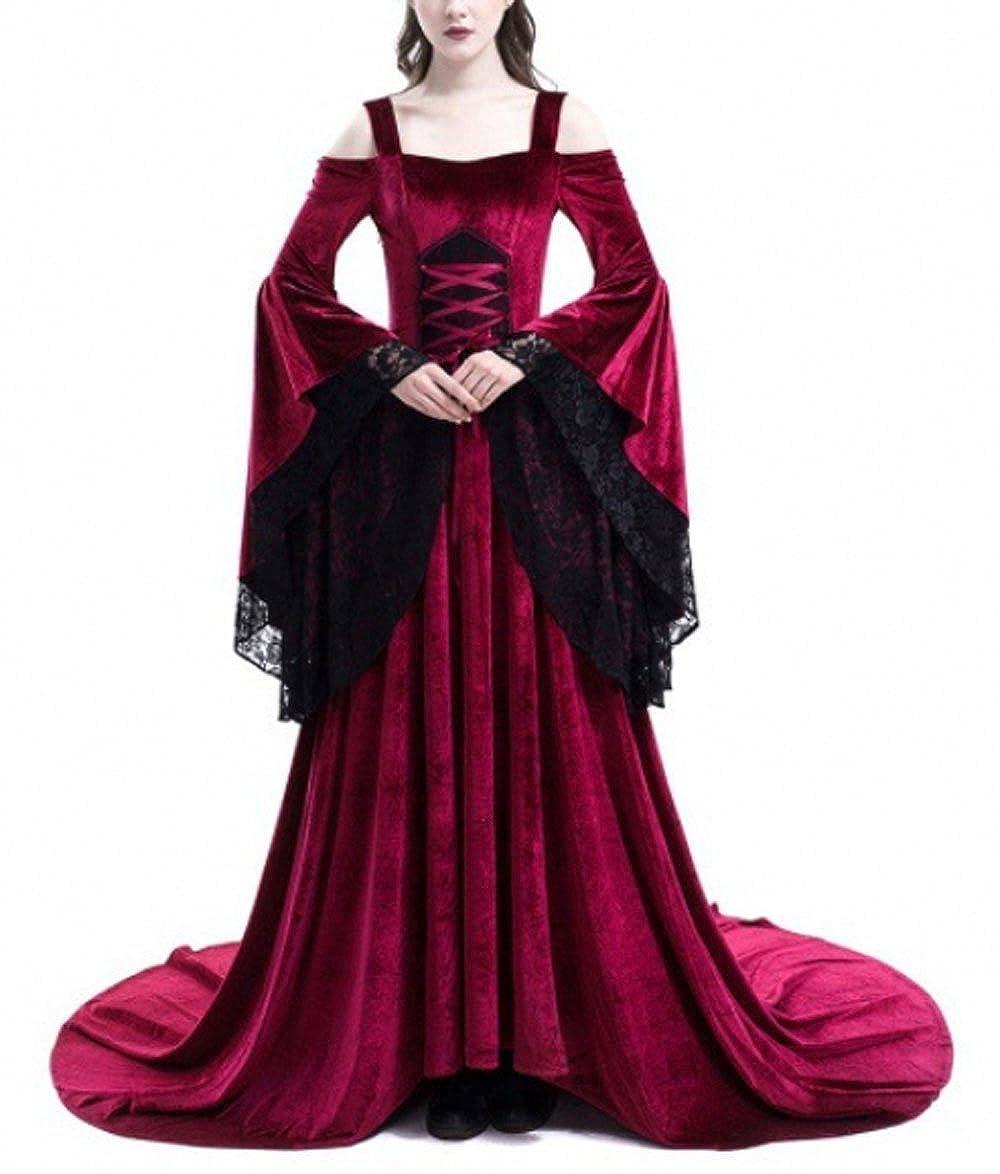 Amazon.com: Pevor – Vestido retro para mujer, estilo ...