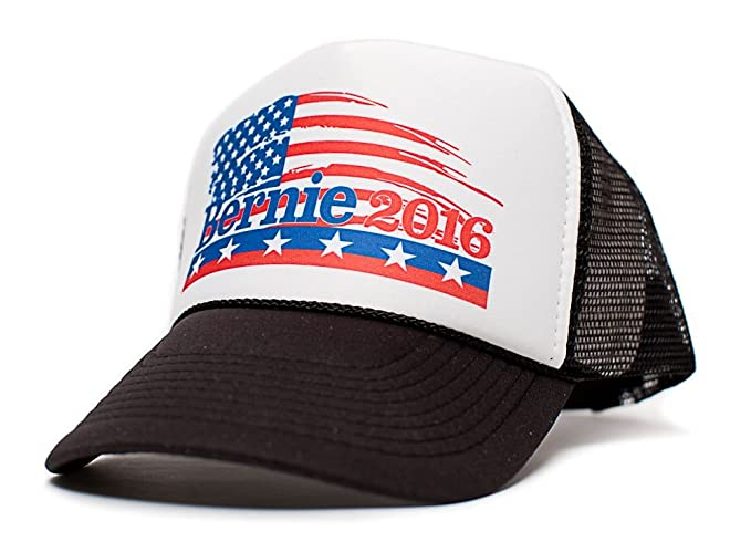3e81a56f4c2 Bernie Sanders 2016 Hat President Campaign Unisex Adult -one size Cap Multi  at Amazon Men s Clothing store