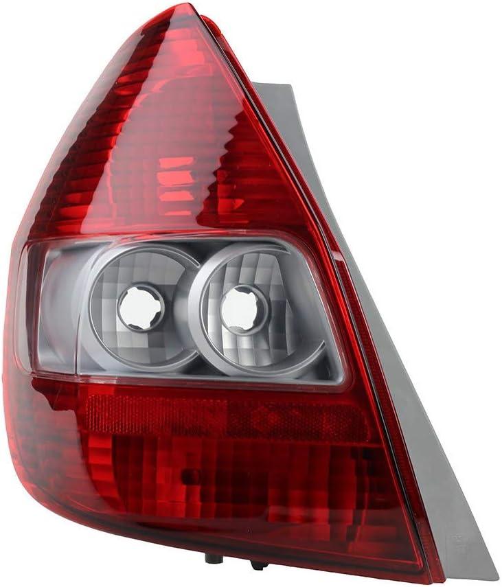 ohne Lampentr/äger 1030-8179 Leuchte Beleuchtung Heckleuchte links Info