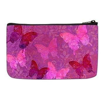 808463ab8f1b Amazon.com : Lgtbg Makeup Travel Case Purple Makeup Bag One size ...
