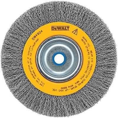 DEWALT DW4904 Crimped Wire Wheel Brush by DEWALT