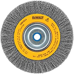DEWALT Wire Wheel, Crimped, 6-Inch (DW49...