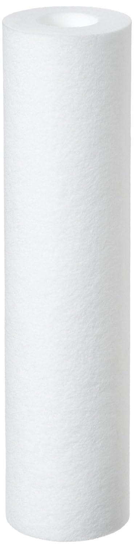 Pentek P1 Spun Polypropylene Filter Cartridge 9 3 4 x 2 3 8 1 Micron
