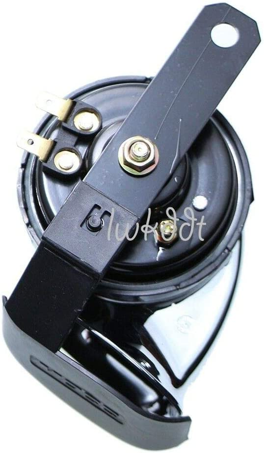 Horns Electrical & Batteries Motorcycle Chrome Loud Snail Horn for ...