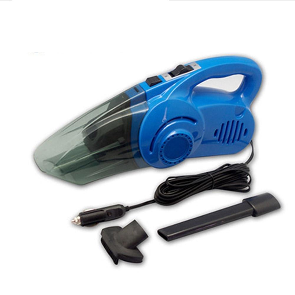 AMYMGLL aspirateur de voiture humide et sèche sous vide voiture plus propre maison à double usage tension d'aliHommestation portable 12V ABS