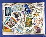 all World 1000 different stamps (Stamps for collectors)