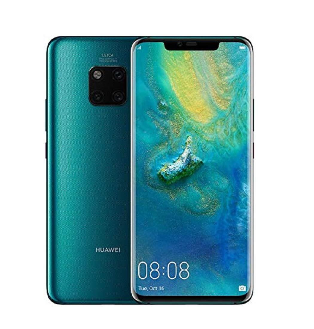Smartphone Huawei Mate20 Pro de 128 GB / 6 GB con tarjeta SIM sencilla - Verde esmeralda (Europa occidental) (enchufe de 2 clavijas)