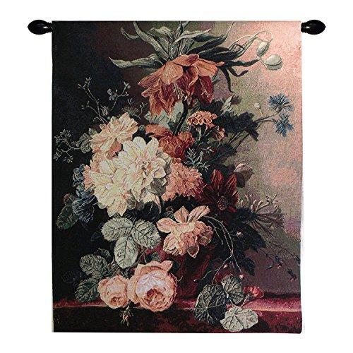 Bouquet Wall Tapestry - Bouquet de Fleur Tapestry Wall Art
