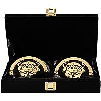 $69 » WWE Stone Cold Steve Austin Championship Replica Side Plate Box Set