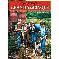 La banda dei cinque(collector's box Episodi01-26