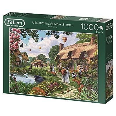 Jumbo 611029 Puzzle Bella Passeggiata Di Domenica