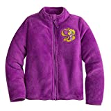 Disney Rapunzel Fleece Jacket for Girls Size 3 Purple