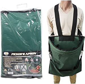 IIT 30890 Large Pouch Fruit/Vegetable Harvest Picking Apron