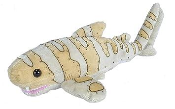 Amazon Com Wild Republic Zebra Shark Plush Stuffed Animals Plush