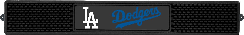 Los Angeles Dodgers Drink Mat 3.25x24 FANMATS 20523 MLB Team Color