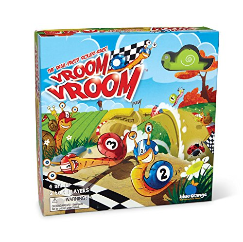 Vroom Vroom Board Game