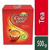 Tata Tea  Chakra Gold Premium Dust Tea, 500g