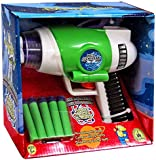 Toy Story - Buzz Lightyear's Foam Nerf Gun Blaster w/ Lights & Sounds