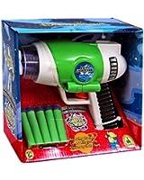 Toy Story - Buzz Lightyear's Foam Nerf Gun Blaster w/ Lights & Sounds