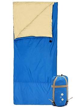 """Ohuhu® 75 """"x 34"""" Saco de Dormir con una Bolsa de Transporte"""