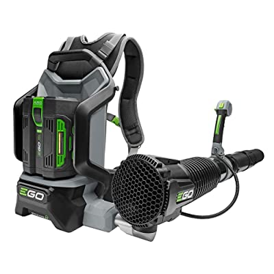 EGO Power+ 145 MPH 600 CFM Variable-Speed Turbo 56-Volt Lithium-Ion Backpack Blower