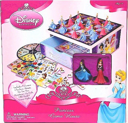Disney Princess Game House by Disney