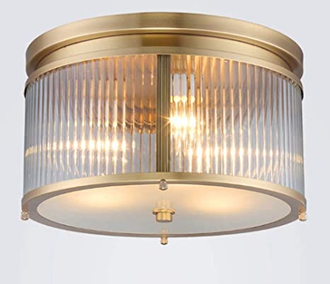 Giow Lámparas de Techo, Simplicity American Copper Art ...