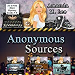 Anonymous Sources: An Avery Shaw Mystery, Books 7-9 | Amanda M. Lee