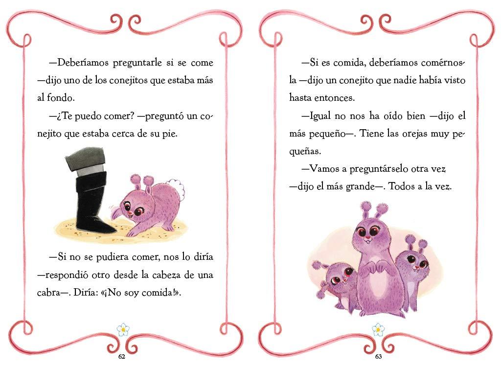 Amazon.com: La Princesa de Negro y los conejitos hambrientos ...