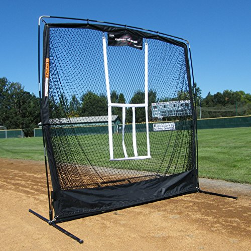 JUGS Complete Practice Travel Screen for baseball and softball